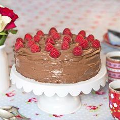 Fika, Nutella, Tartan, Cheesecake, Vegetarian, Sweets, Cookies, Desserts, Mad
