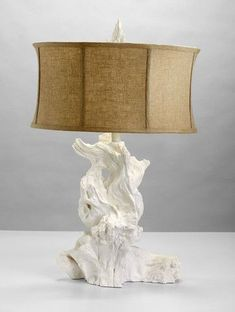 Driftwood Table Lamp design by Cyan Design