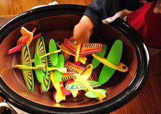 Airplane birthday ideas