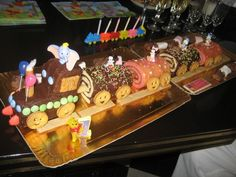 roulé                                                                                                                                                                                 Plus - #roulé Funny Cake, Cakes For Boys, Marzipan, Cake Designs, Gingerbread Cookies, Amazing Cakes, Food Art, Love Food, Birthday Candles