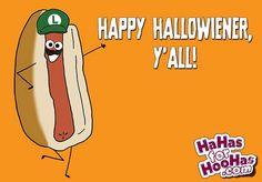 Happy hallowiener!