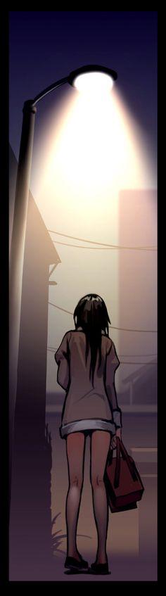 【C90】「少女と裏路地 総集編」通販お知らせ [6]
