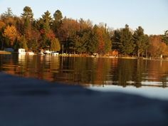 Fall in Old Forge NY