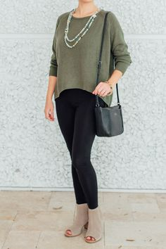 A timeless staple that easily transitions from day to night - this soft legging from Daisy Fuentes is oh-so-cozy and comfy!