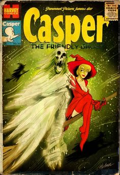CASPER ISSUE 41 by Hartman by `sideshowmonkey on deviantART