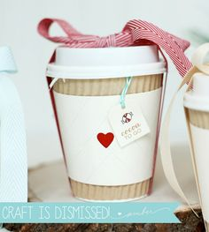 Hot Cocoa to Go-Go by damask love ... adorable gift idea!