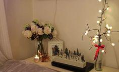Christmas bedroom inspiration | Zoella