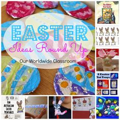 An Easter Roundup Of Ideas