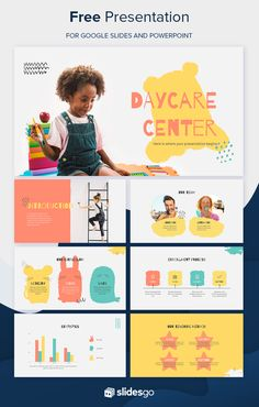To give a presentation about your nursery center with this free presentation template for Google Slides and PowerPoint. Download it and get started! #Slidesgo #FreepikCompany #freepresentation #freetemplate #presentations #themes #templates #humanrights #GoogleSlides #PowerPoint #GoogleSlidesThemes #PowerPointTemplate Website Design Layout, Web Design, Slide Design, Design Layouts, Graphic Design, Powerpoint Template Free, Creative Powerpoint Templates, Flyer Template, Brochure Design