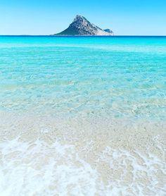 Le magiche acque di Porto Taverna Sardinia