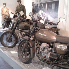Moto guzzi Tweede wereldoorlog.