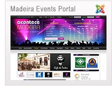 Acontece Madeira is the portal where you find out about every event taking place in Madeira and Porto Santo islands. http://www.acontecemadeira.com/pt/