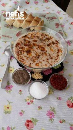 Terbiyeli Yeşil Mercimek Çorbası Cheeseburger Chowder, Food And Drink, Soup, Pudding, Pasta, Desserts, Istanbul, Kitchens, Tailgate Desserts