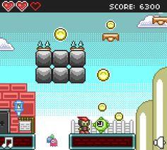 Corredor de plataformas Platform Games, Gold Coins, Runners