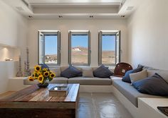 Themonies Luxury Suites - Folegandros Island, Cyclades