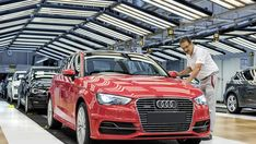 Audi ordered to recall 127,000 vehicles over emissions -paper
