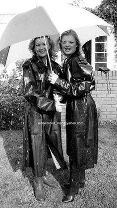 Raincoats For Women Stitches Black Rain Jacket, North Face Rain Jacket, Rain Jacket Women, Raincoats For Women, Jackets For Women, Detective Aesthetic, Rubber Raincoats, Yellow Raincoat, Rain Gear