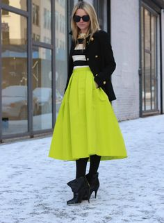 <3 swing skirt