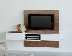 Alternative to tv stand- Floating TV Panels