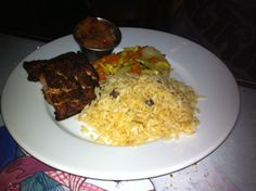 Eva's A Caribbean Kitchen Review | Please Repin Laguna Beach Restaurants, Kitchen Reviews, Caribbean, Favorite Recipes, Treats, Drink, Food, Sweet Like Candy, Goodies