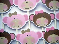 Monkey party!