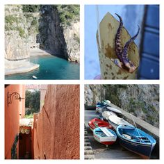Impressionen from the Amalficoast