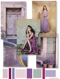 FV TREND + COLOR | WOMENS - FRENCH LAVENDER