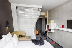 Okko Hotels Lyon Pont Lafayette, France