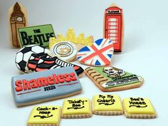 The Beatles by Flour Box Bakery