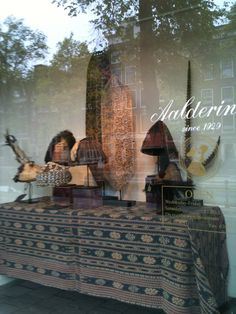 on the corner of my street, Aalderink, asian antiques