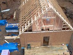 Framing A Gable Roof Overhang In 2019 Roof Overhang