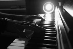 music is just #amazing!! :D  #klavier #piano #play #hand #Hände #black #and #white #at #home #guy #playing #music #musik #photography #light #licht #Fotografie #dslr #spiegelreflex #canon #canon #caneoneos #600D  thank you @lilletalks for taking this photo [a long time ago] :-P
