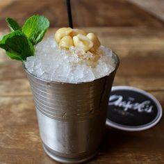 I Cocktails: Wake & Bake Julep Cocktail