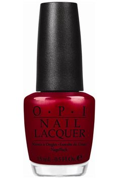 OPI Danke-Shiny Red