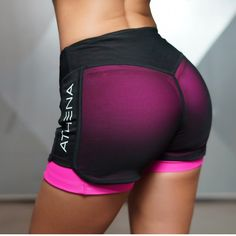 Cheap sexy yoga shorts, Buy Quality shorts 2 in 1 directly from China shorts sexy women Suppliers: Sexy 2 in 1 Fitness Yoga Shorts for Women Compression Mesh Overlay Slim Fit Running Sports Short Quick Dry 2017 Cardio Training Yoga Shorts, Sport Shorts, Running Shorts, Workout Shorts, Waist Workout, Women's Shorts, Womens Workout Outfits, Sport Outfits, Gym Shorts Womens