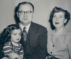 genitori anni '50