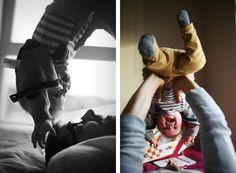 upside down kids