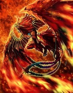 Regis Phoenix by Pamansazz