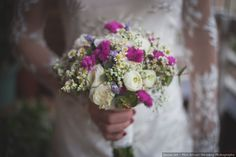 Ramos de novia románticos    Wedding bouquets