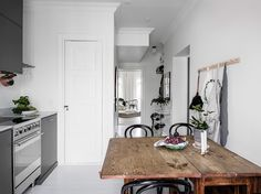 Gravity Home — Scandinavian apartment | photos by Anders...