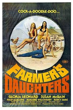 The Farmer's Daughters [1976] Zebedy Colt | EROTICAGE || Watch Online 60s 70s 80s Erotica,Vintage,Softcore,Exploitation,Thriller