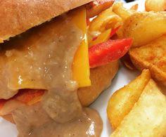 #burger #chicken #peanuts #fries #live #aufdiehand #aufdenteller