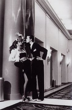 1stdibs.com - Fine Art, Photography | Helmut Newton - Woman into Man Series
