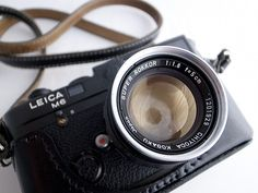 Leica M6 #classic #camera