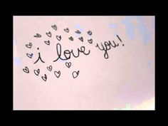 """i love you"" Stop Motion Animation Short - YouTube"