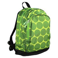 Wildkin Big Dots - Green Backpack, Target, $19.99.