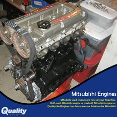 #QualityUsedEngines The 4G63 was a 1997 cc version. (85 mm bore x 88 mm stroke) SOHC and DOHC were produced
