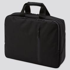 Gift Card Promotions, Third Way, Online Bags, Uniqlo, Backpacks, Shoulder Bag, Shoe Bag, Men, Black