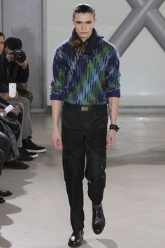 Issey Miyake Men autumn/winter 2015 menswear collection