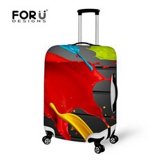 Po-kem-on Personalize Design Waterproof Portable Trolley Handle Luggage Bag Travel Bag